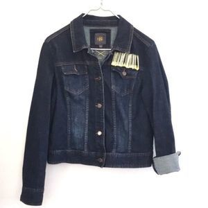 Banana Republic Collection jean jacket L women's📎